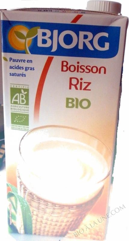 Boisson vegetale riz 1l