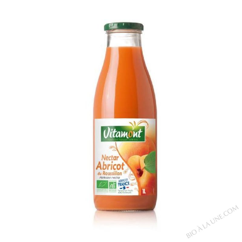 Nectar d'Abricot du Roussillon 1L