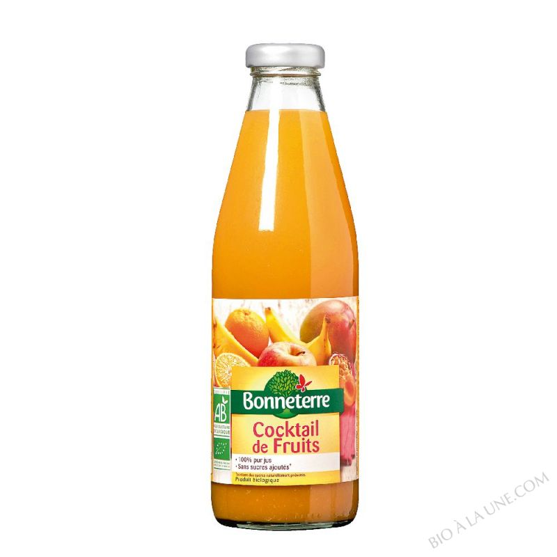 COCKTAIL DE FRUITS - 75 CL