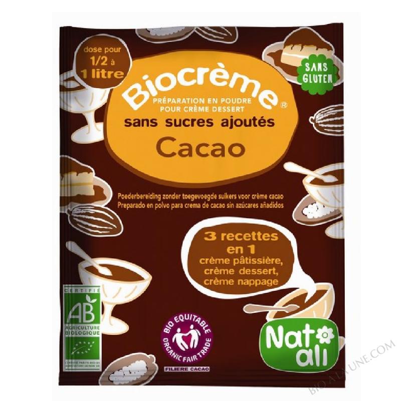 BIOCREME CHOCO. 35G NATALI