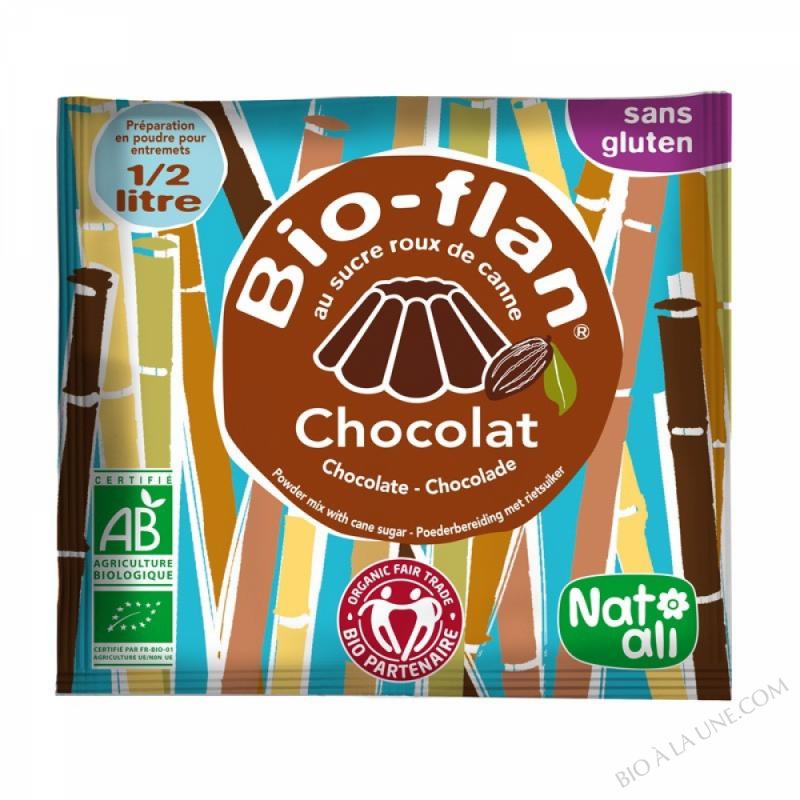 Bioflan Chocolat 30g