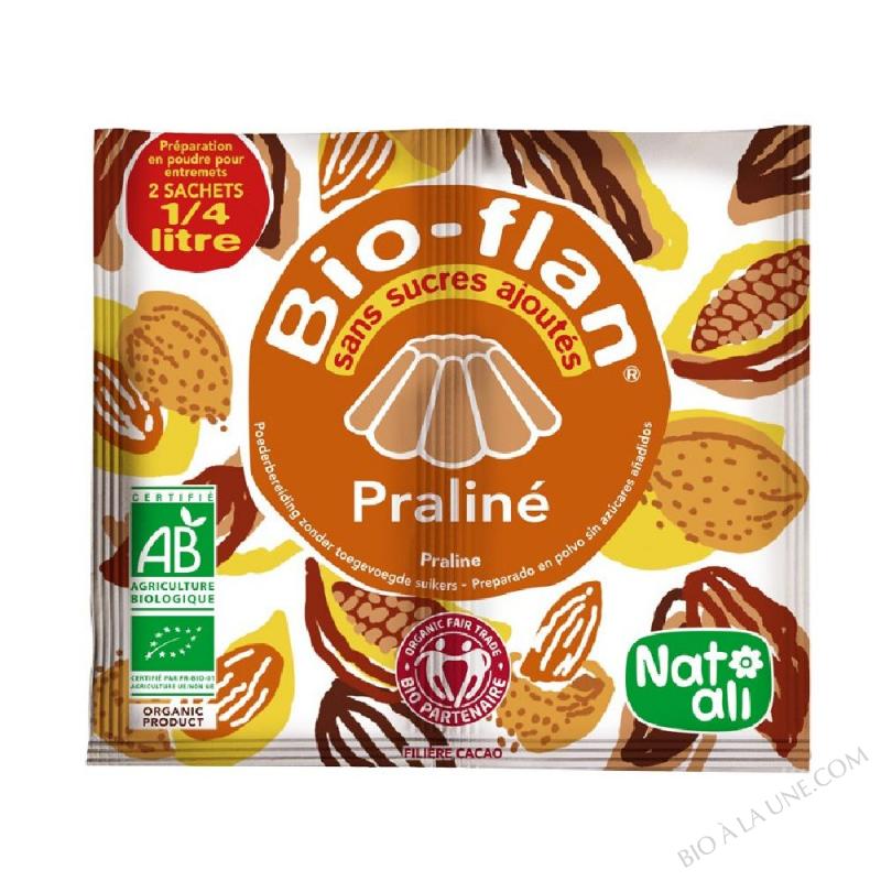 BIOFLAN PRALINE 10G NATALI