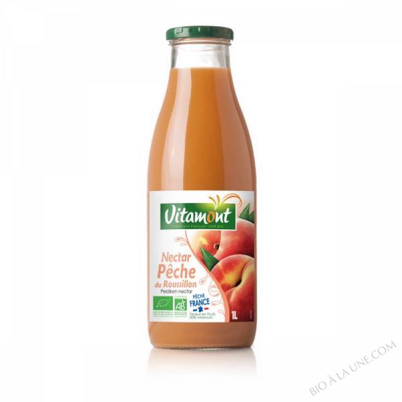Nectar de Pêche du Roussillon 1L