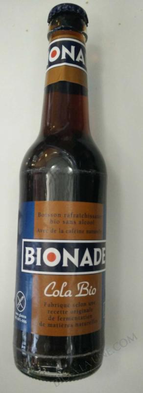 BIONADE COLA BIO - 33CL