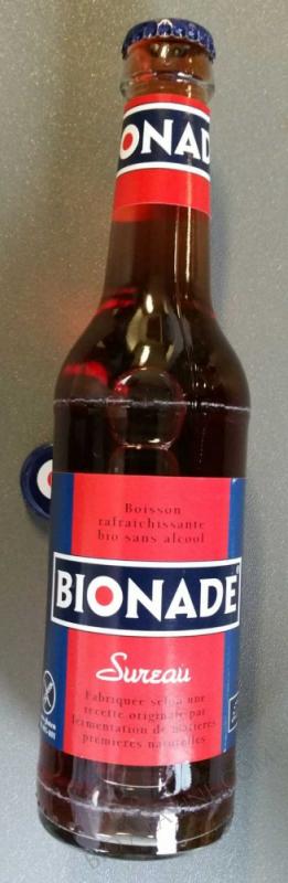 BIONADE Sureau  - 33 cl