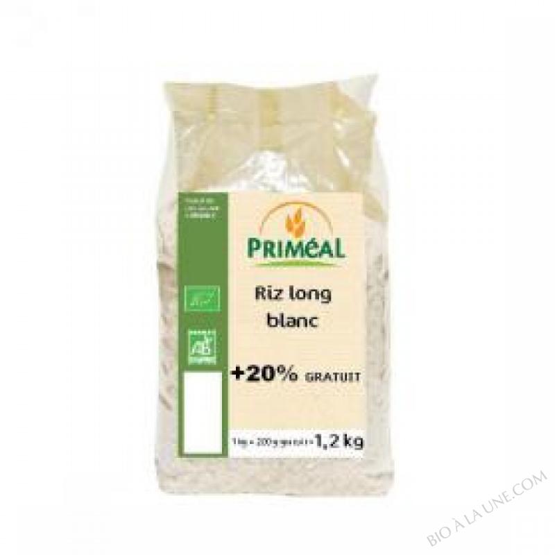 Riz Long Blanc 1.2 kg