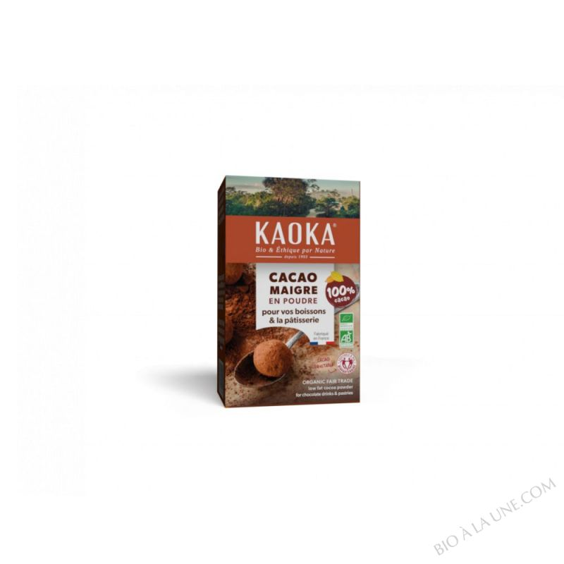 Cacao Maigre en Poudre 250g