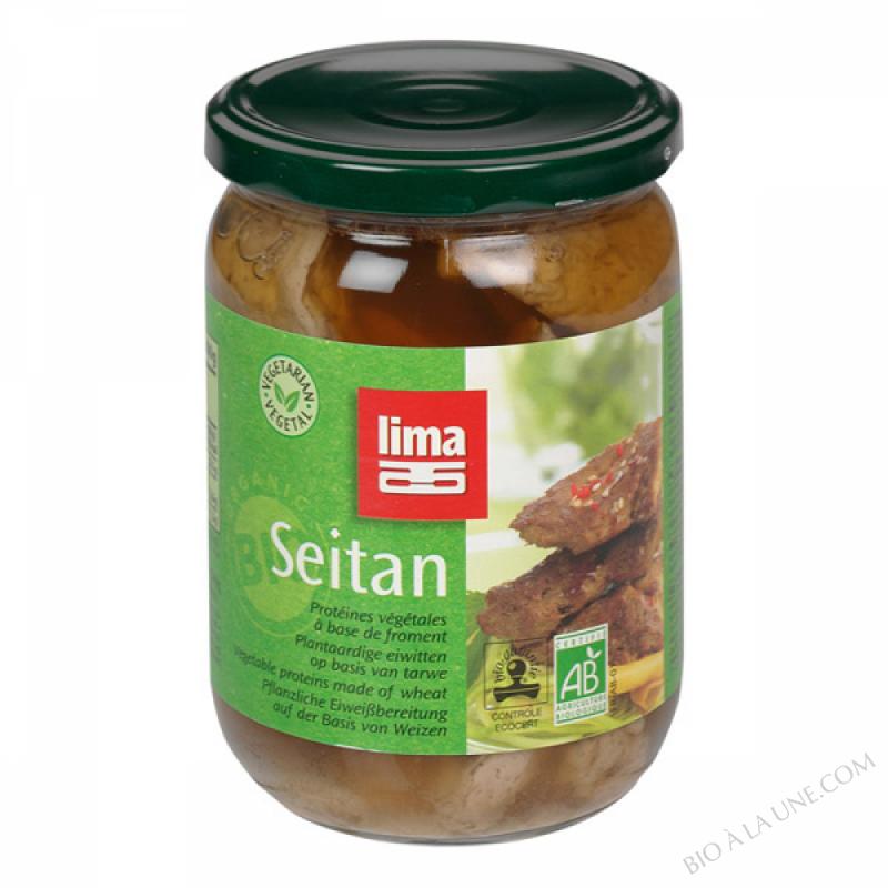 SEITAN (PROTÉINES DE BLÉ)