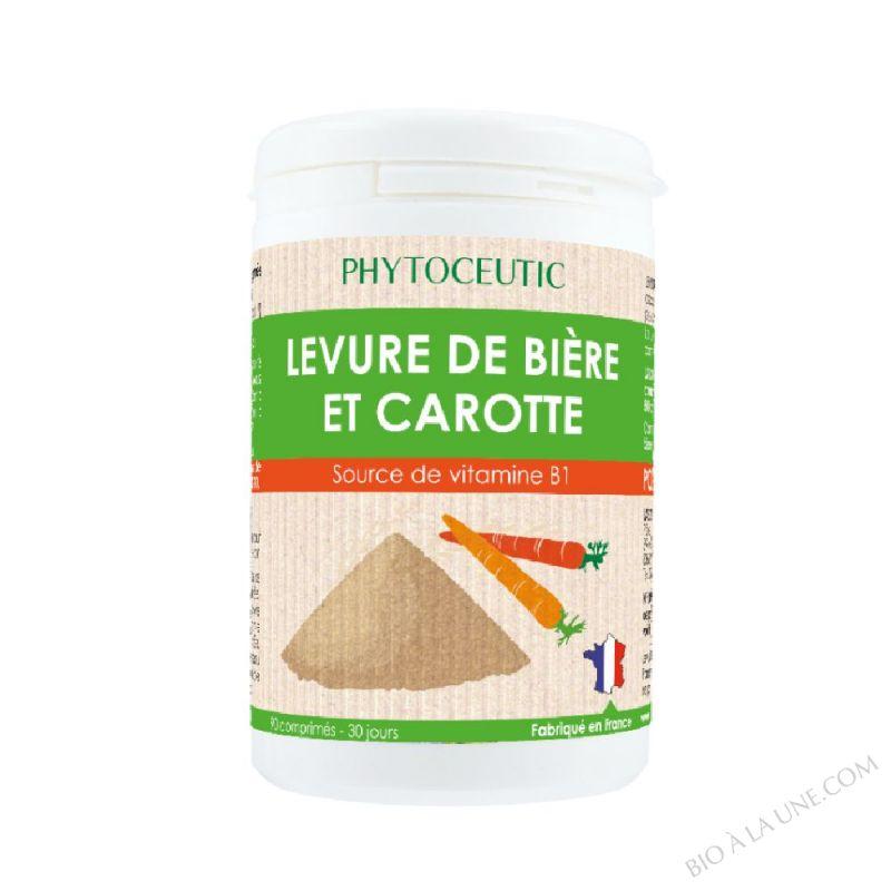 LEVURE DE BIÈRE ET CAROTTE - 90 COMP