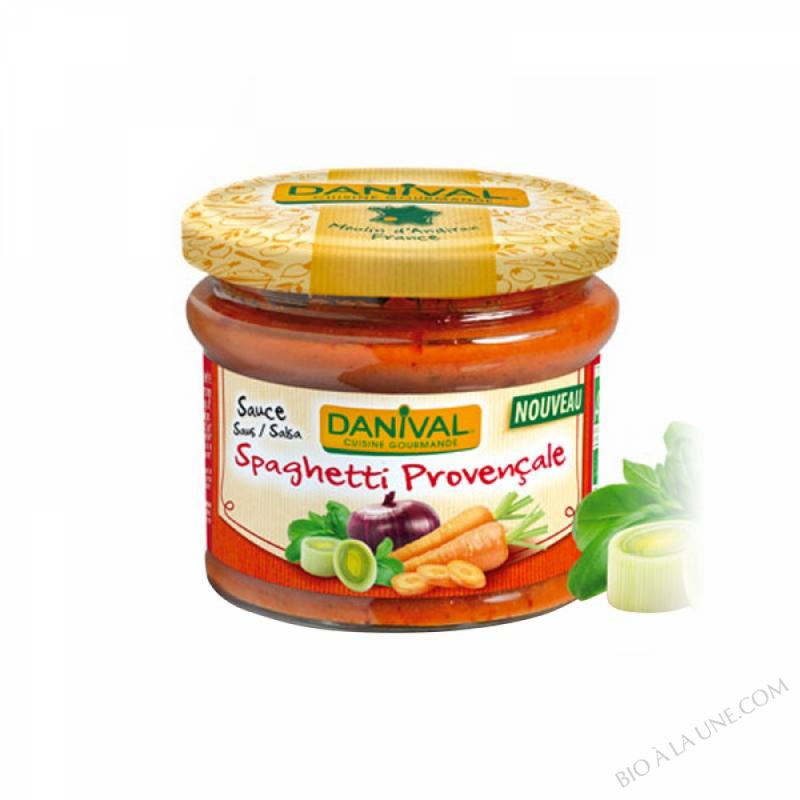 Sauce Spaghetti Provençale - 210g