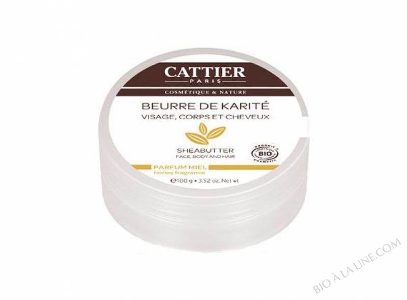Beurre de Karite Parfum Miel