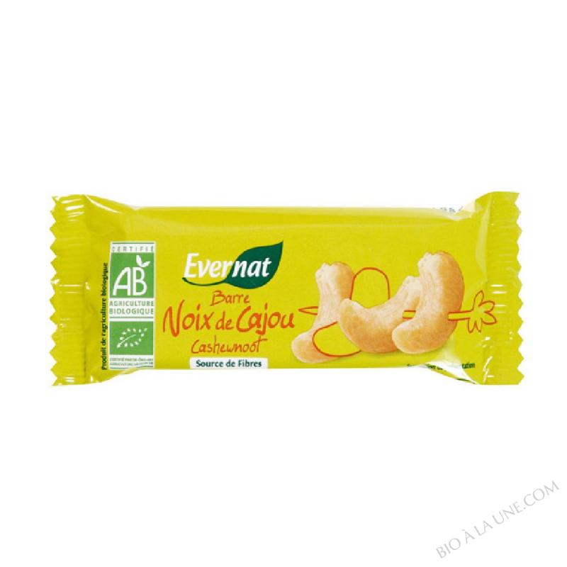 Barre noix de cajou 30g