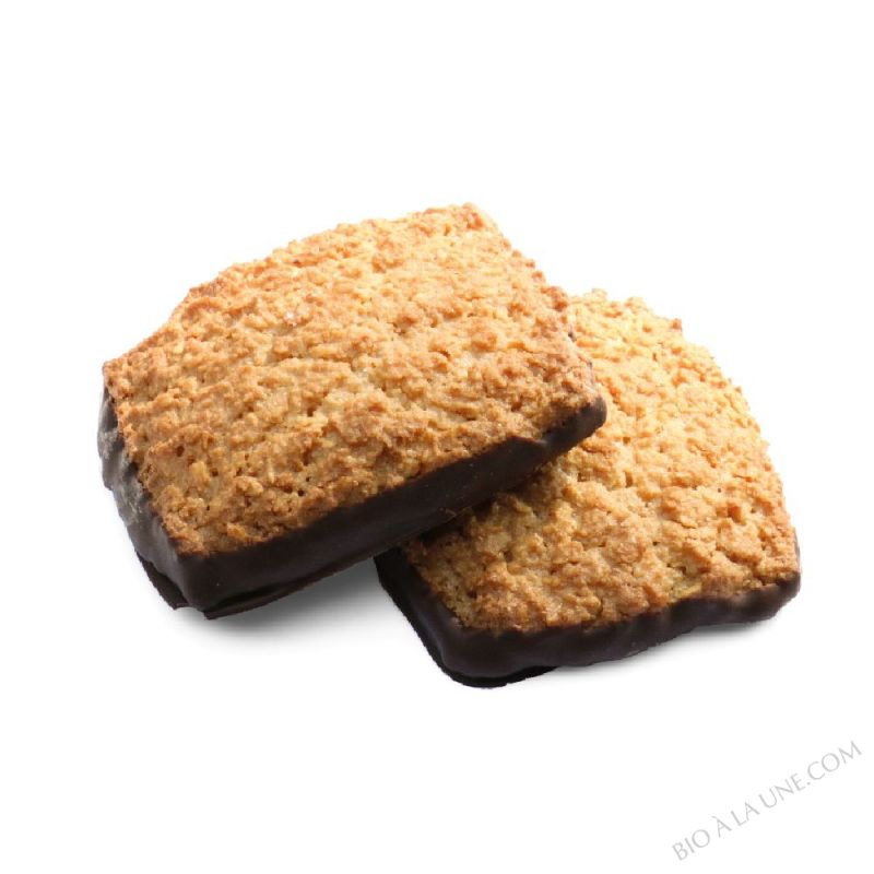 BISCUIT SABLE CARRE COCO CHOCO - 3KG