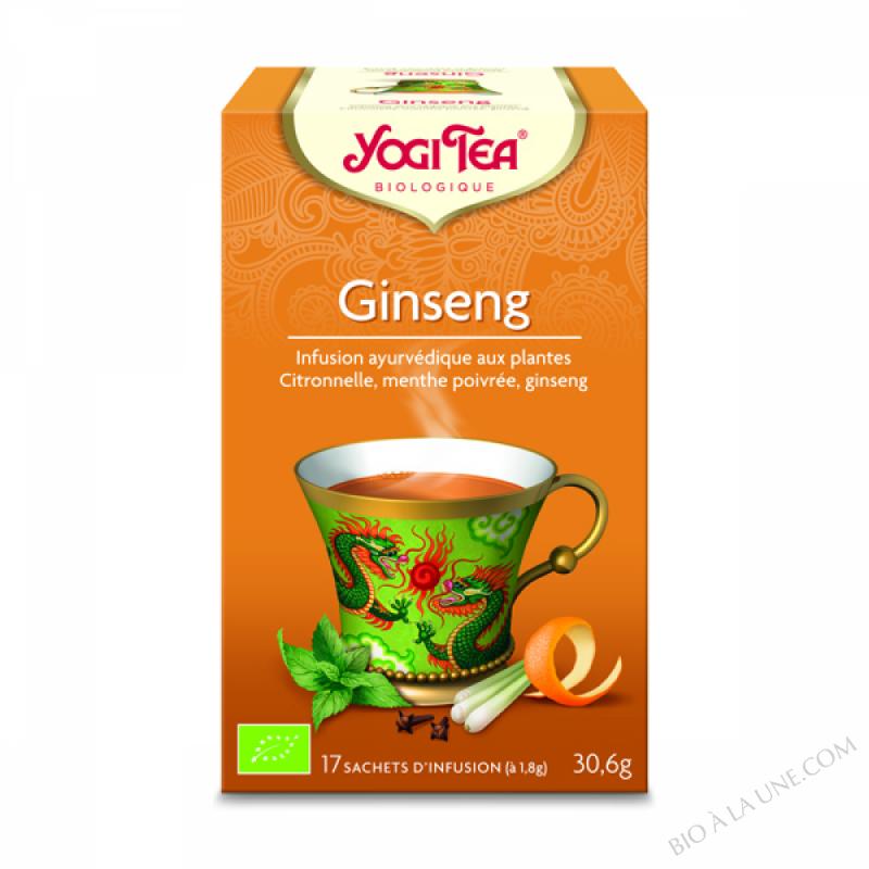 Infusion Tao Tea Ginseng 15 sachets