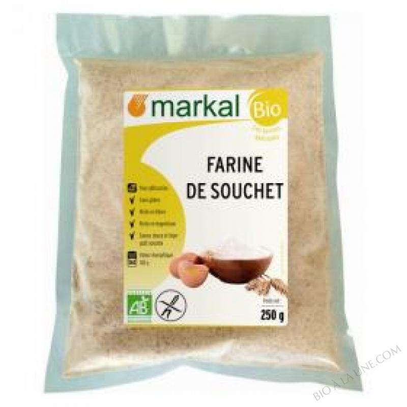 FARINE DE SOUCHET - 250g