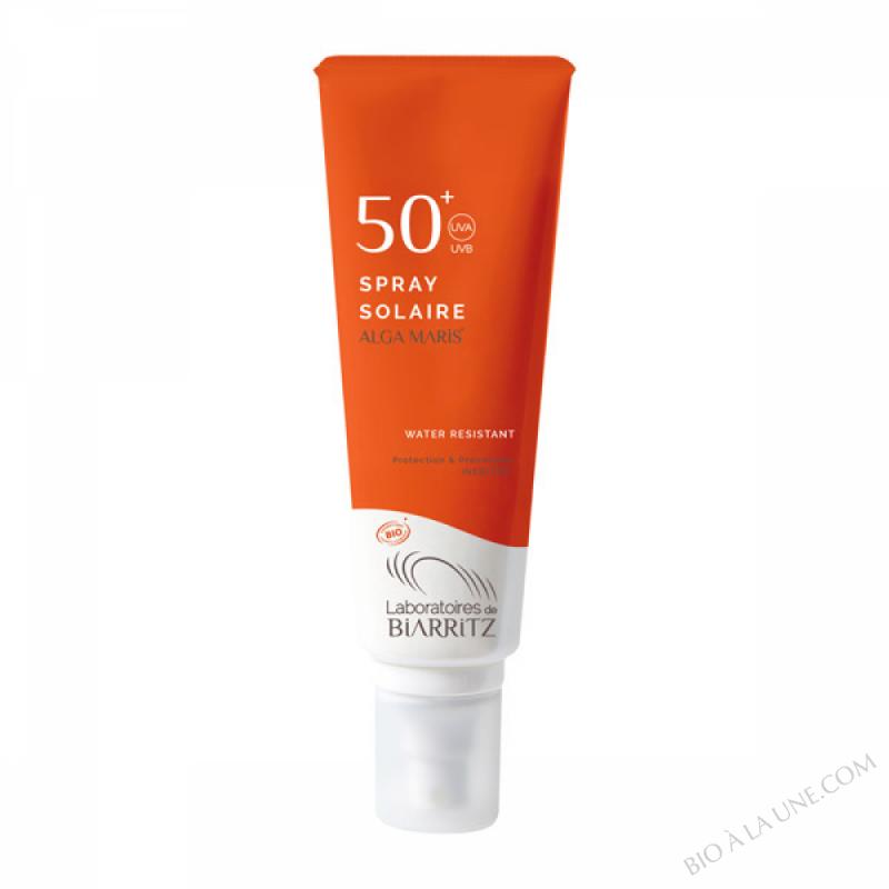 Spray solaire SPF 50+ - 125 ml