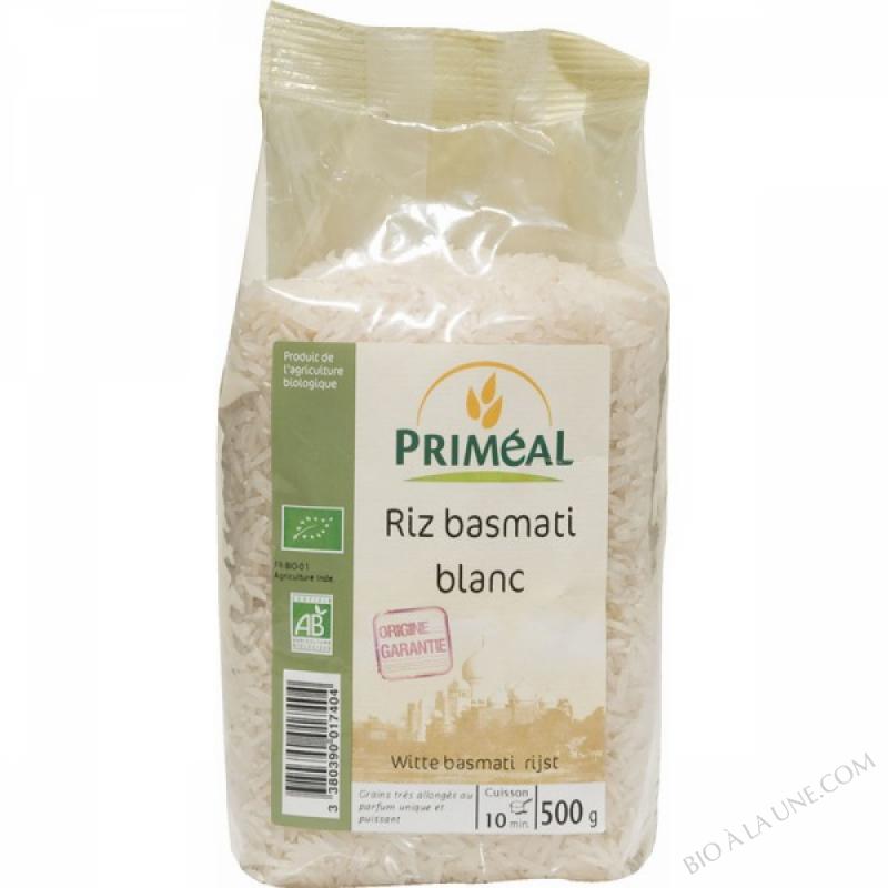 Riz Basmati Blanc 500 g