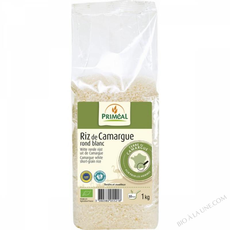 Riz Rond Blanc de Camargue 1kg