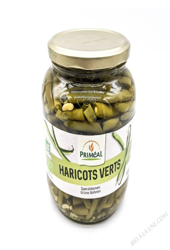 Haricots verts - 720 ml