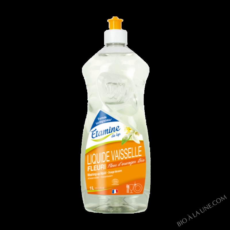 Liquide vaisselle fleur d'oranger 1L