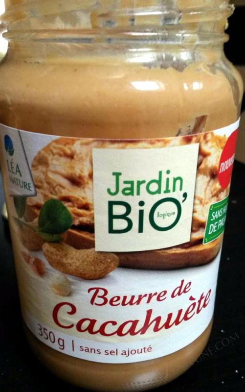 Beurre de cacahuètes- 350 g