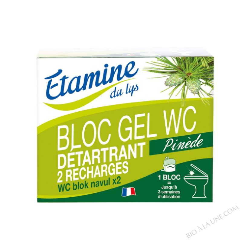 Recharges Bloc Gel WC