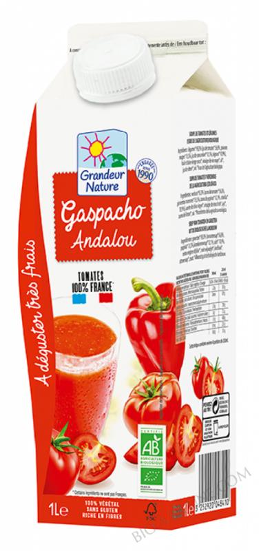 GASPACHO ANDALOU 1L