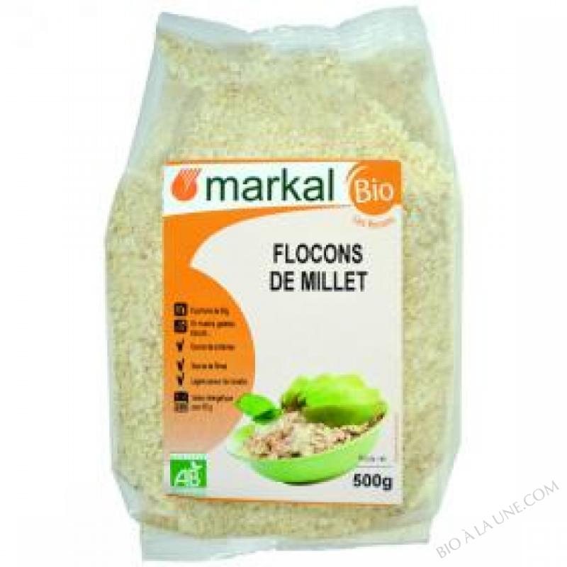 Flocons de Millet 500g