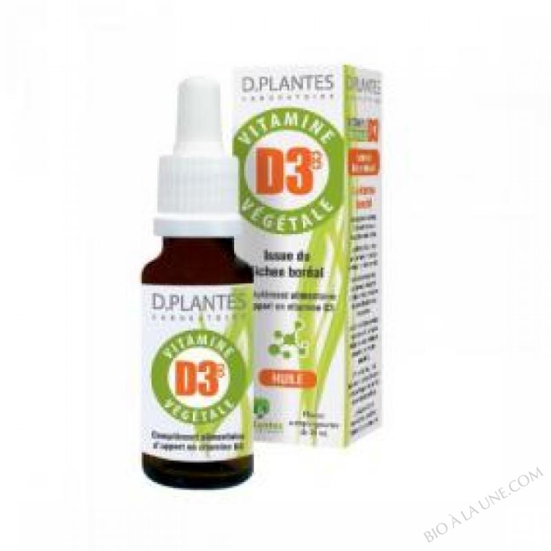 Vitamine D3 Vegetale 20mL