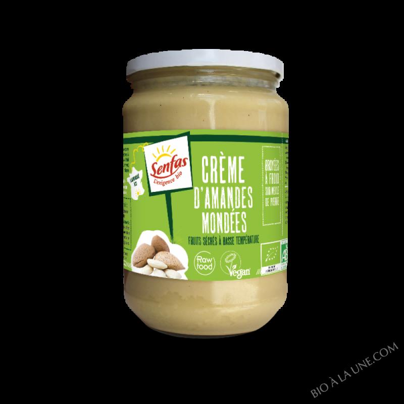 CRÈME D'AMANDES MONDÉES - 700G