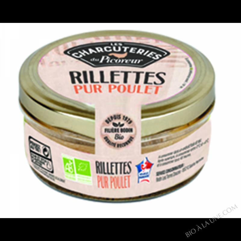 RILLETTES PUR POULET