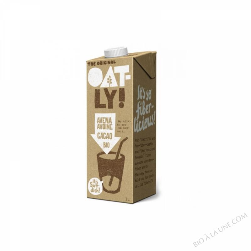 Boisson Avoine Chocolat 1L