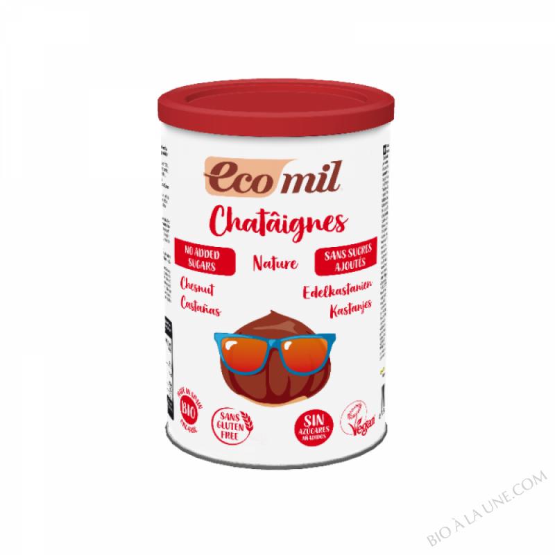 Boisson aux châtaignes sans sucre ajoutés Instant - 400 g