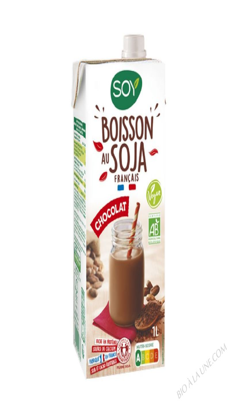 Biosoy Chocolat 1L