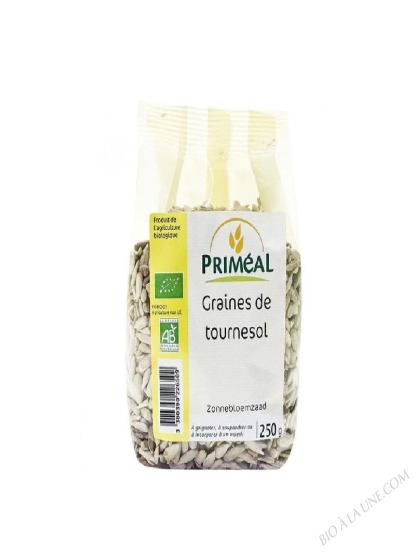 Graines de Tournesol Bio 500g