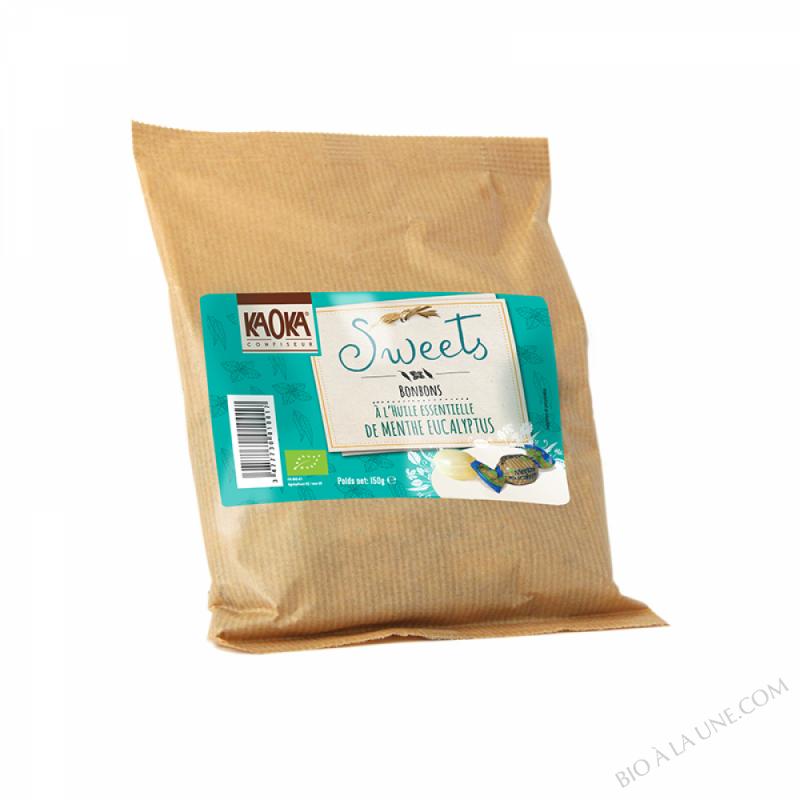 à la menthe et à l'eucalyptus - 150 g