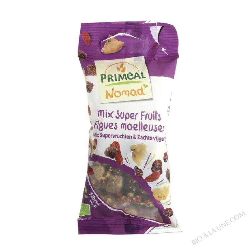 Mix Superfruits Figues moelleuses - 40g