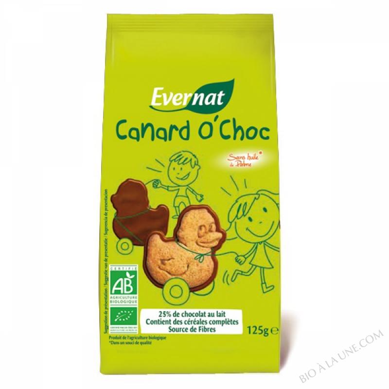 CANARD O'CHOC 125GR