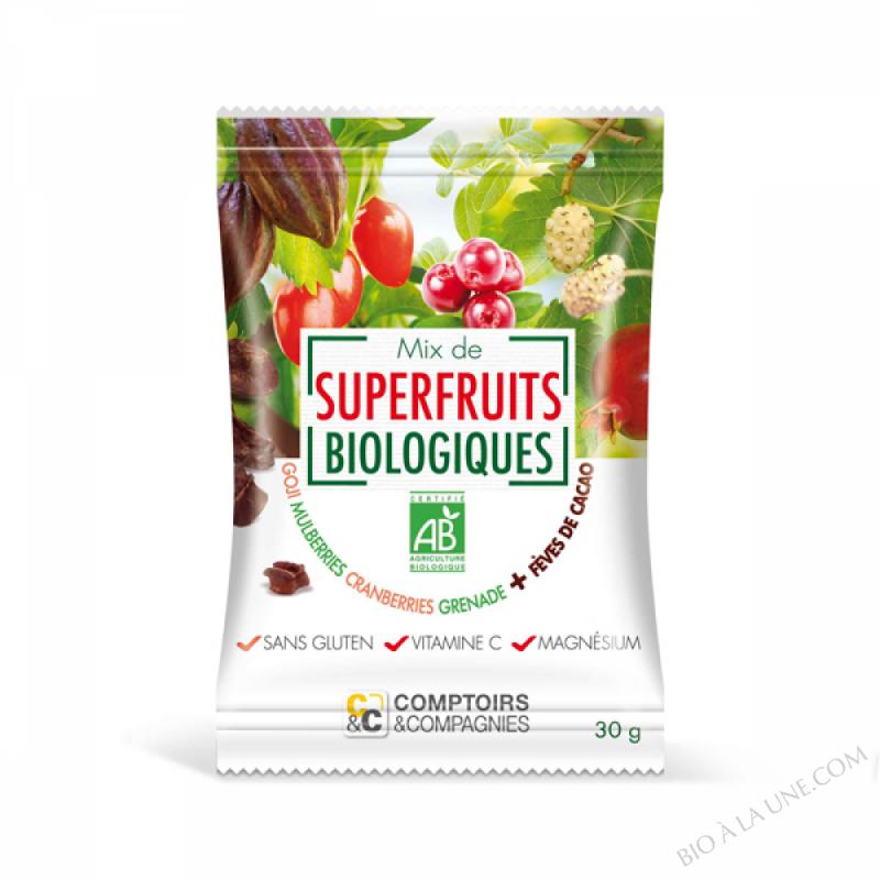 Mix de superfruits et cacao - 30g