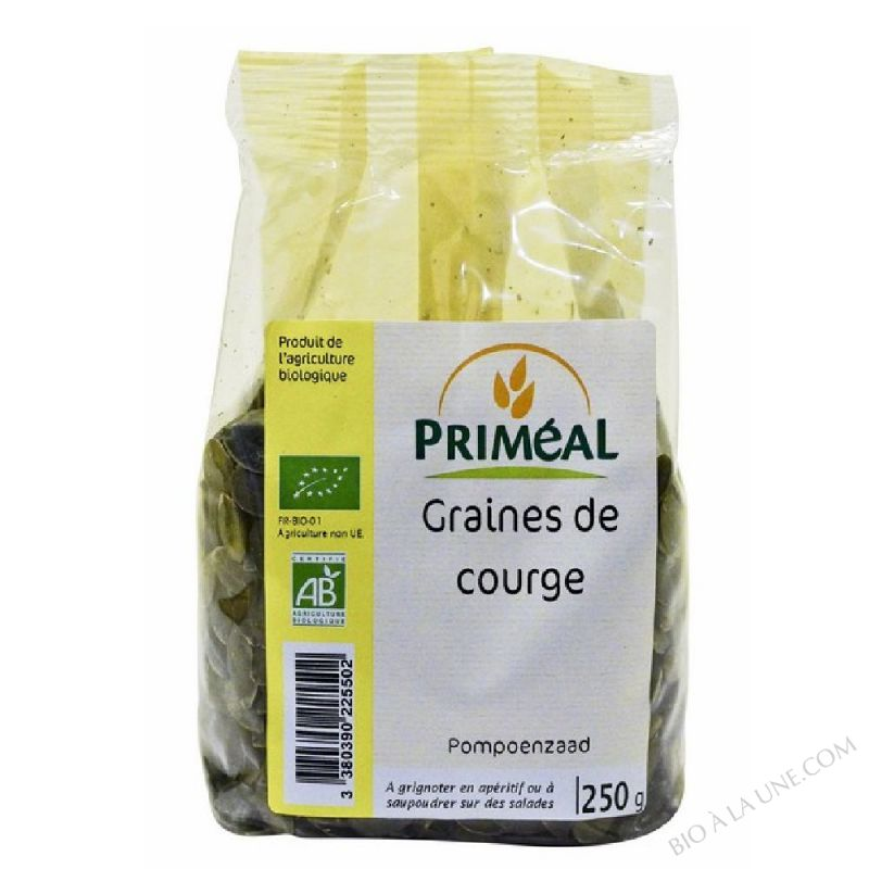 Graines de Courge Chine 250 g