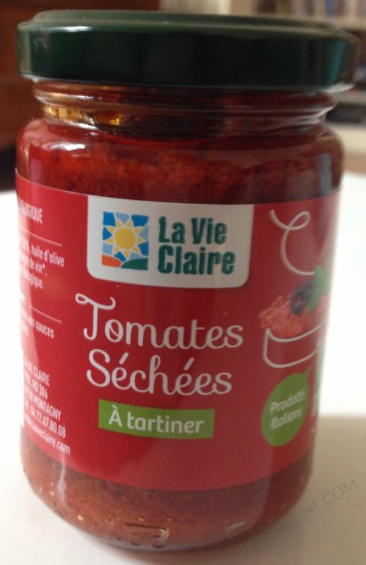 Tomates séchées à tartiner - 140 g