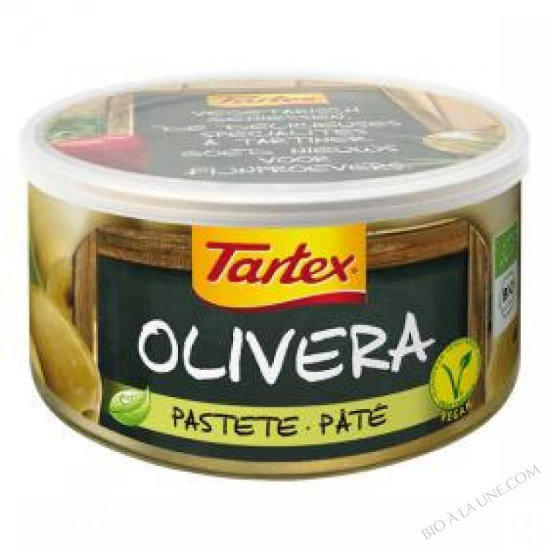 Specialite vegetale Olives 125g