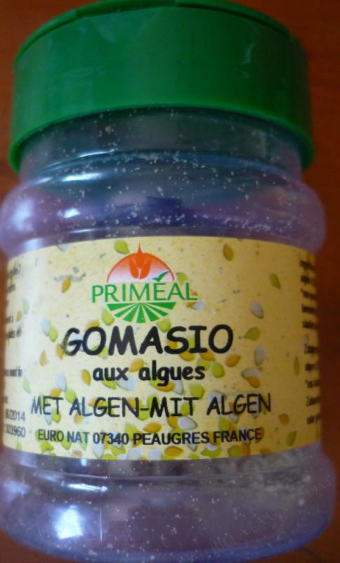gomasio aux algues  - 100 g