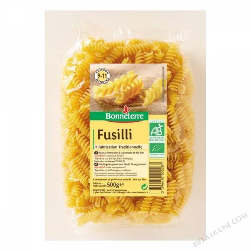 FUSILLI - TORSADES - 500 G