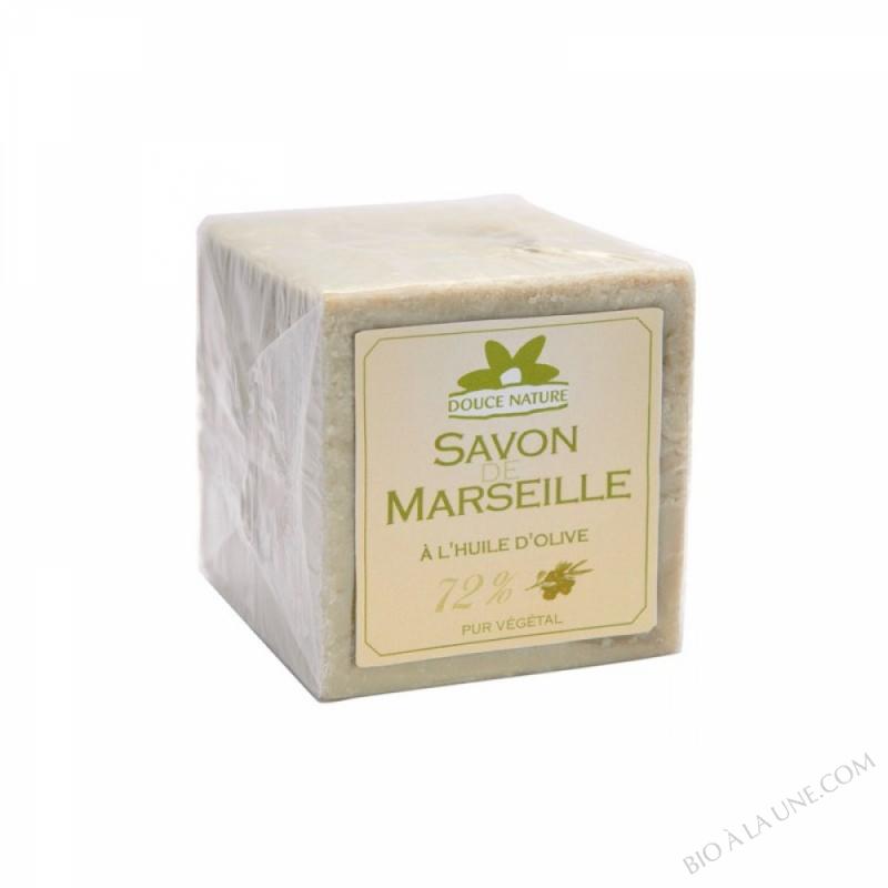 Savon vert de Marseille à l'huile d'olive 300gr