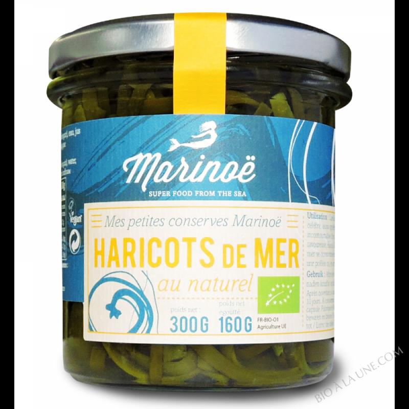 Haricots de mer au naturel - Marinoë