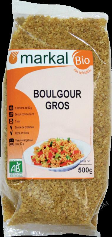 Boulgour Gros 500g