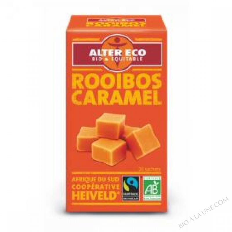 Rooibos Caramel Bio - 40g