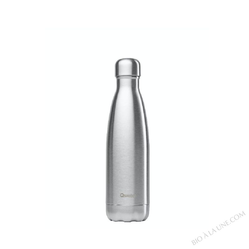 Bouteille isotherme Inox brossé - 500ml