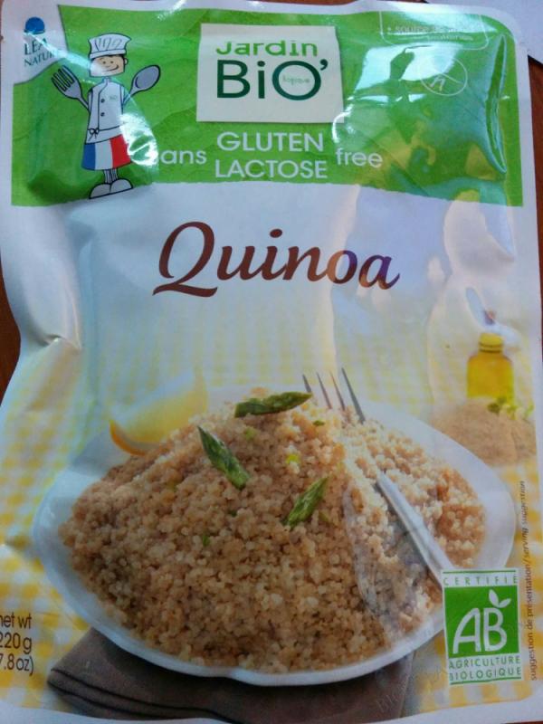 Quinoa sans gluten 220gr